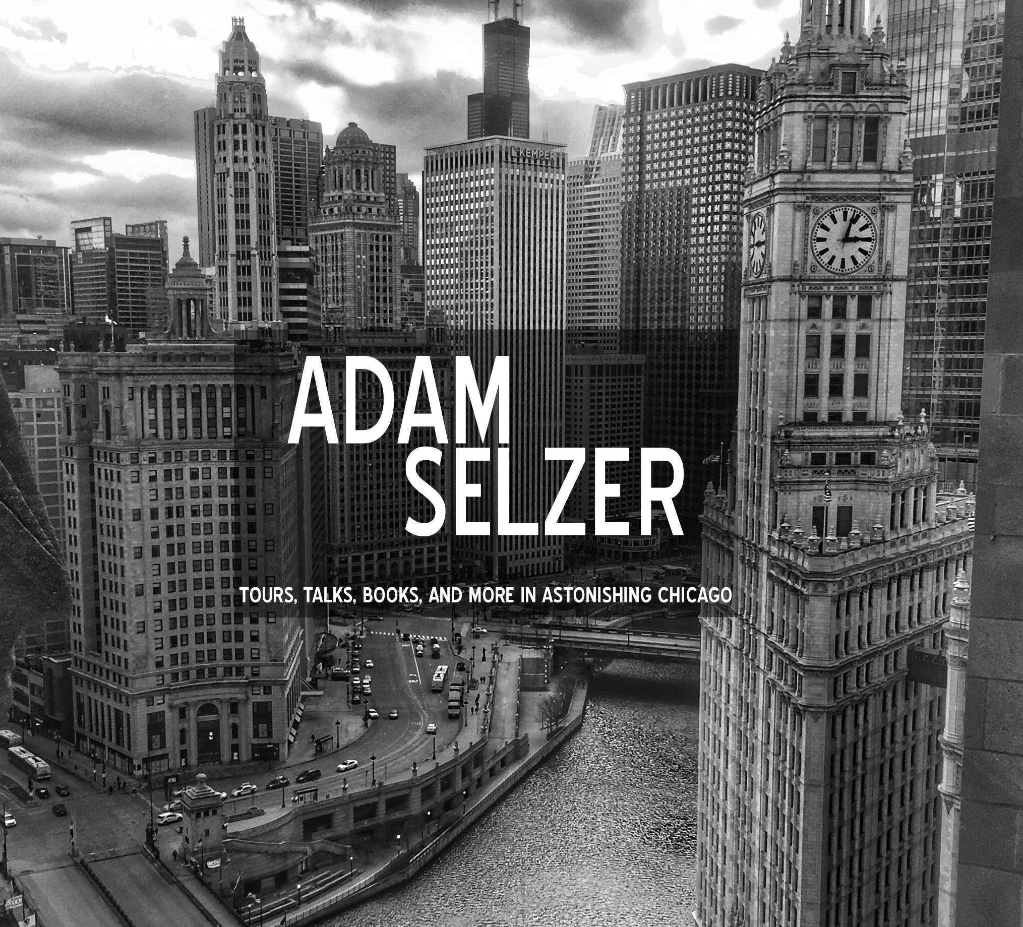 Adam Selzer's Astonishing Chicago Tours